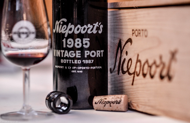 Niepoort Vintage Port 1985
