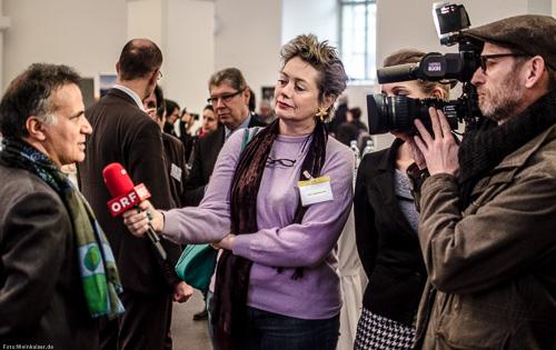 ORF im Interview mit Botschafter Giorgio Marrapodi