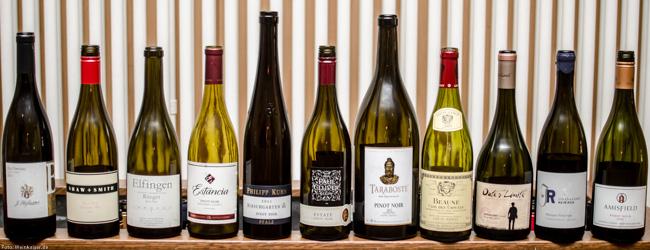 Highlight des Vinocamps Deutschland 2015: Lehrweinprobe Pinot Noir weltweit mit Caro Maurer (MW)
