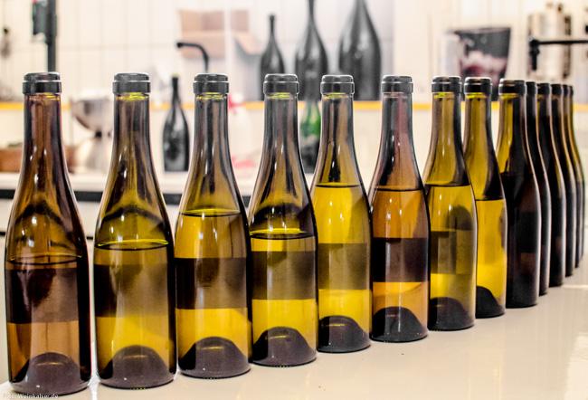 Champagne Gosset Grundweine (Vin clair)