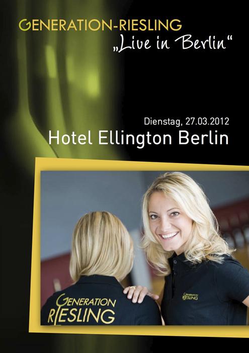 Generation Riesling - Live in Berlin