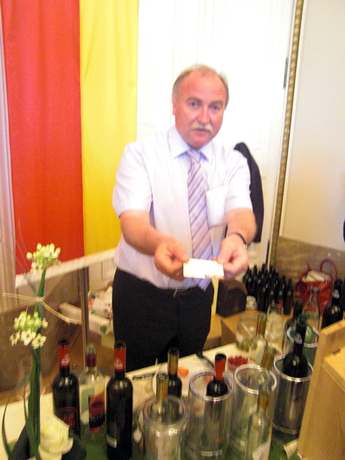 Wein im Schloss - Willi Opitz