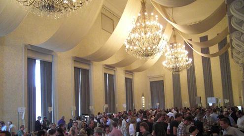 Wein im Schloss - Festsaal