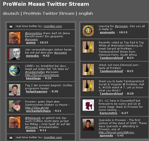 live-twitter